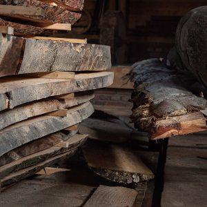 Giclée kunstdruk-fine art print-harriejegerings-hout